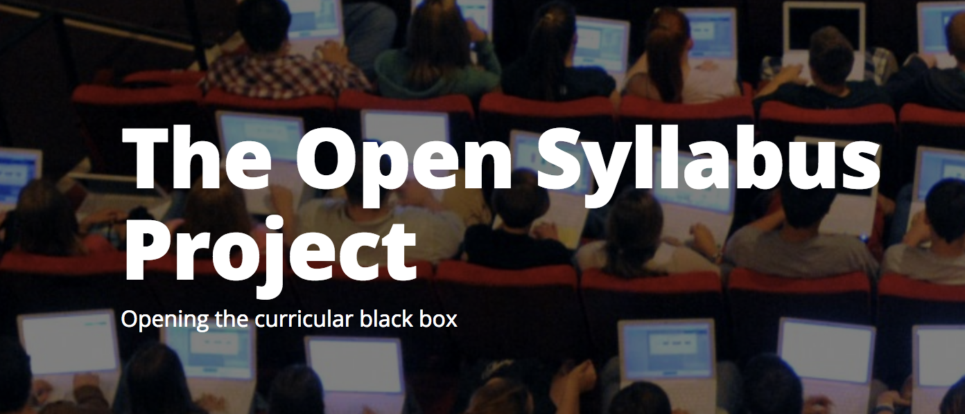 Open Syllabus Project